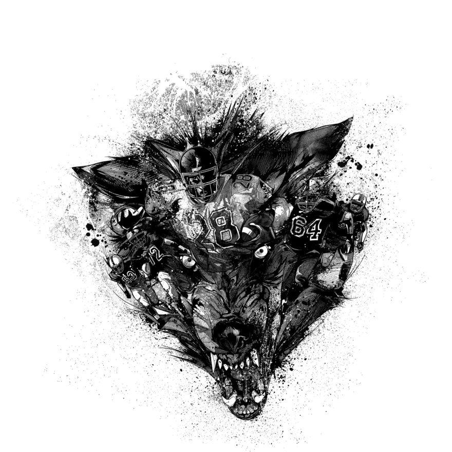Nike Wolf Pack