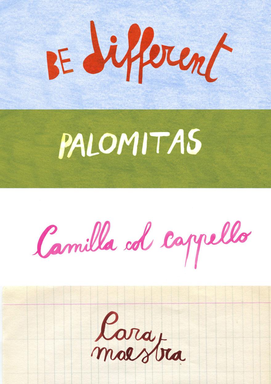 Lettering 6