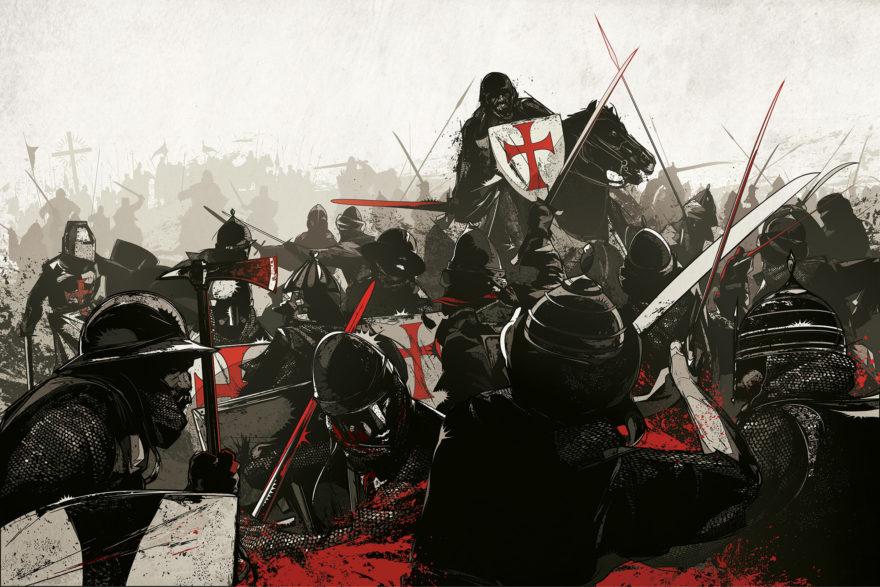 Aventuras na Historia Magazine - Templars 1