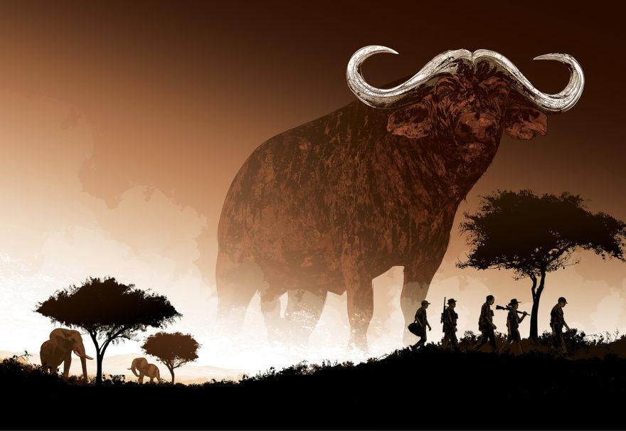 Field & Stream - Ghosts of Africa