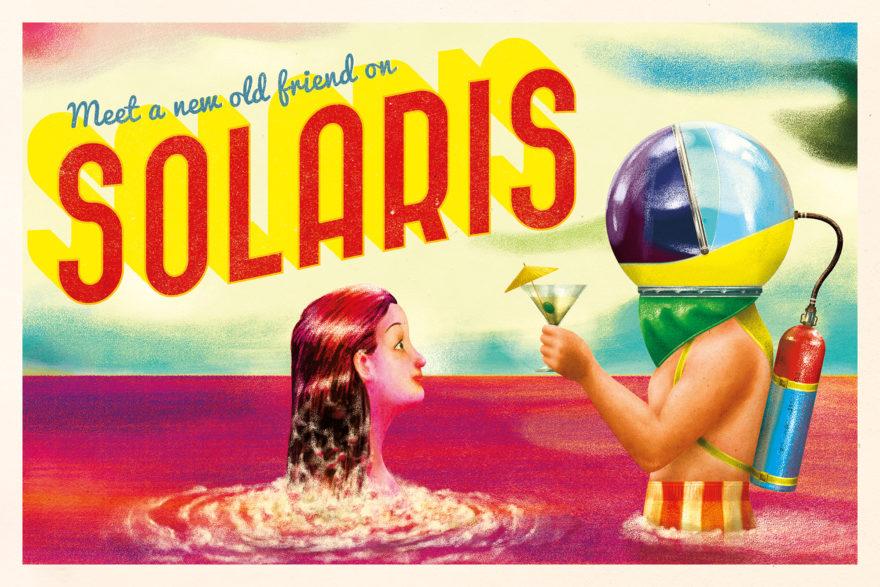 Solaris Postcard