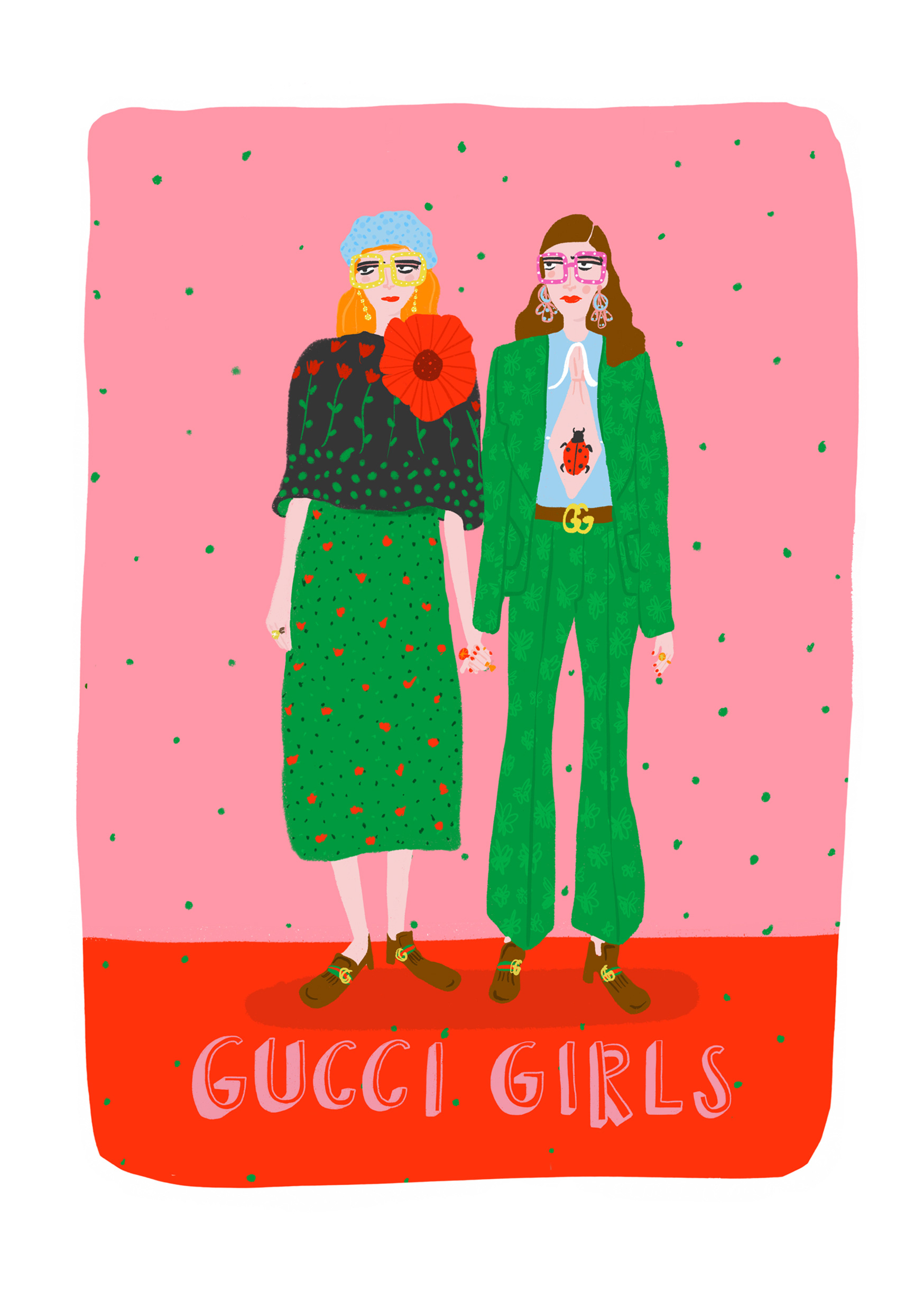 The Gucci Girls
