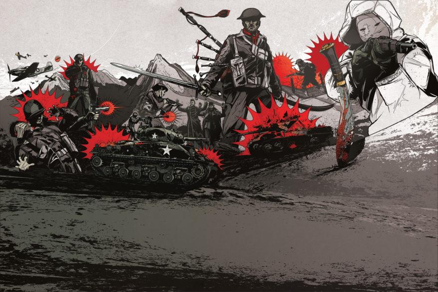 Mundo Estranho Magazine - One Man Army
