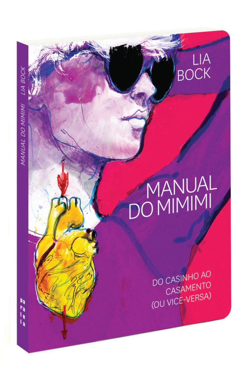 Manual Do Mimimi Cover 3D