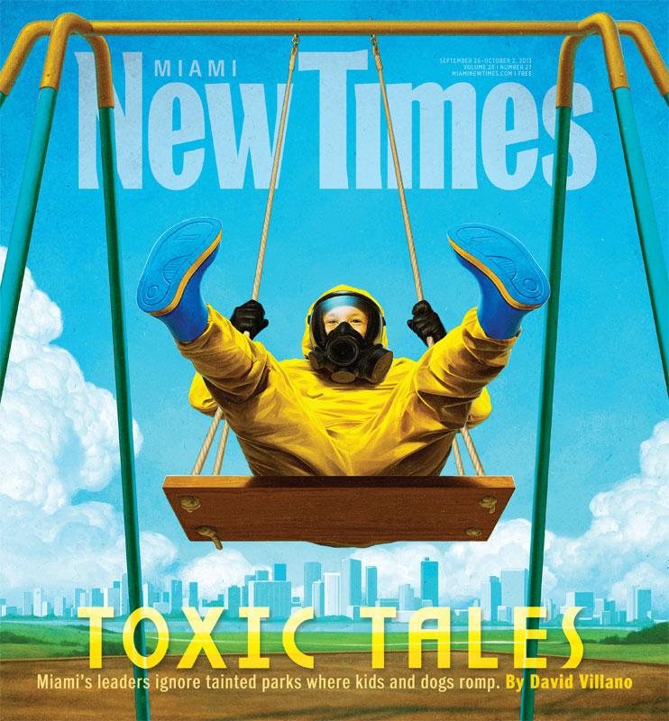 Miami Toxic Parks