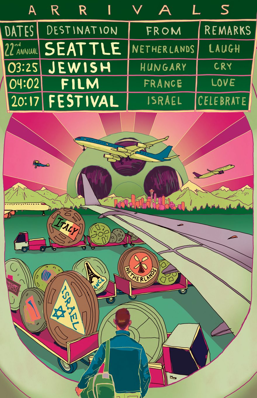 Seattle Jewish Film Fest
