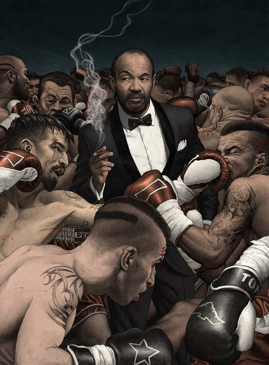 Who Is Al Haymon, And What Has He Done To Boxing?