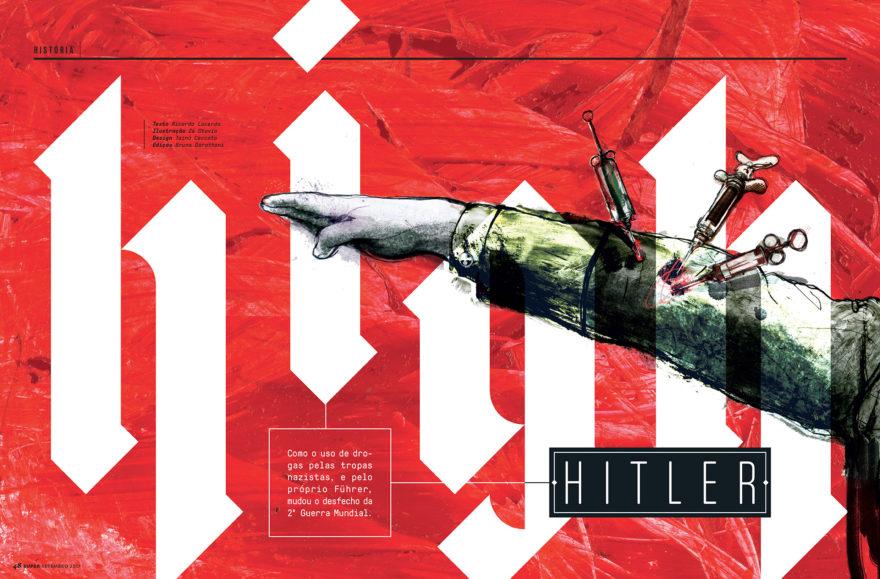 High Hitler #1