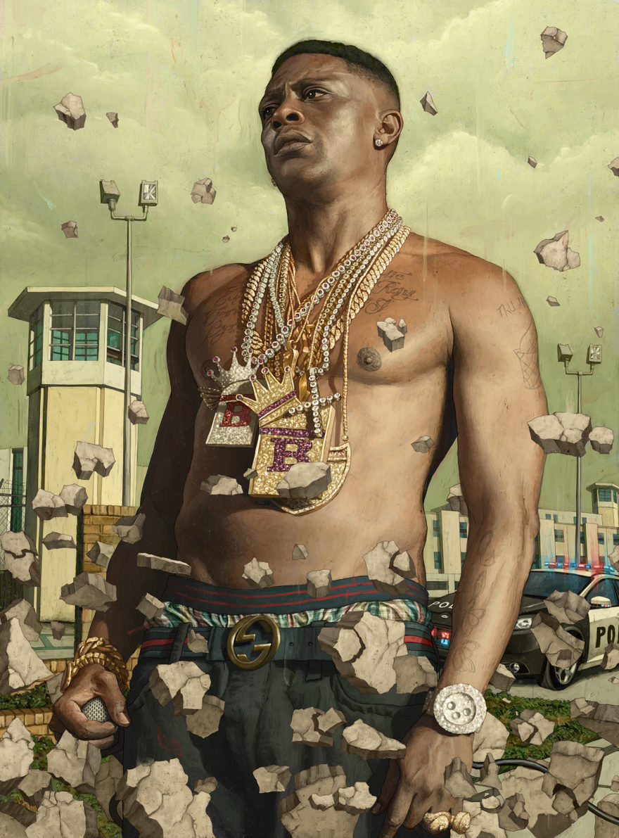 The Resurrection Of Lil Boosie