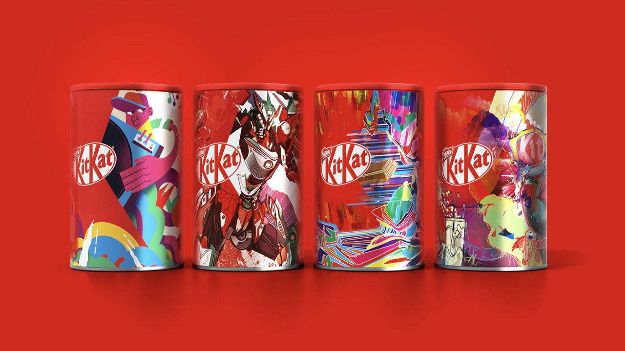 Design Voor Katten : Kako kit kat wins bronze at premio abre 2018 brazilian packaging