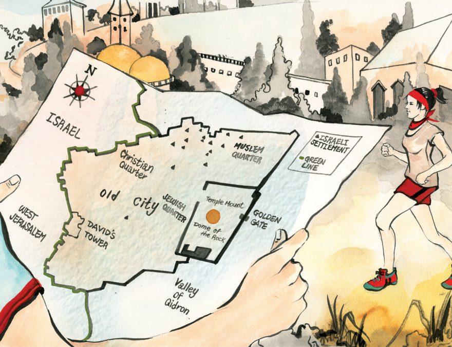 Running Jerusalem