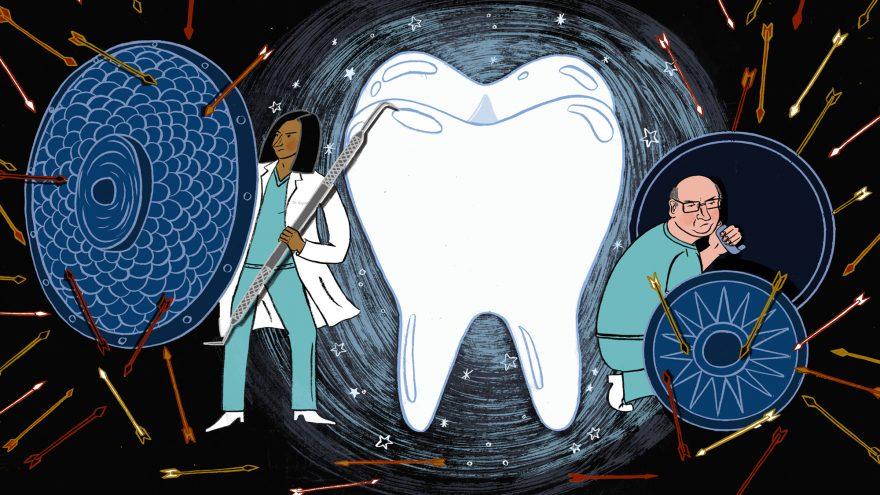 Fighting Cavities With Flouride