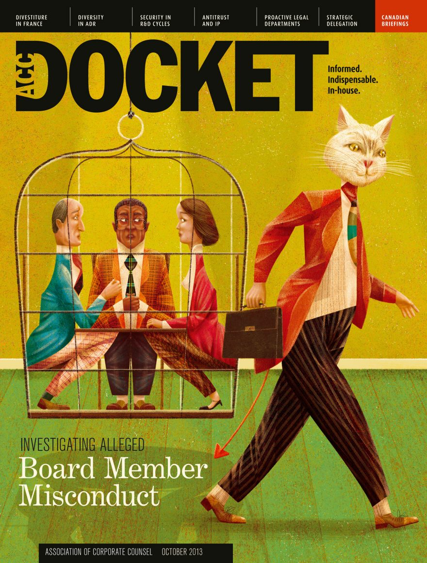 Board Member Misconduct