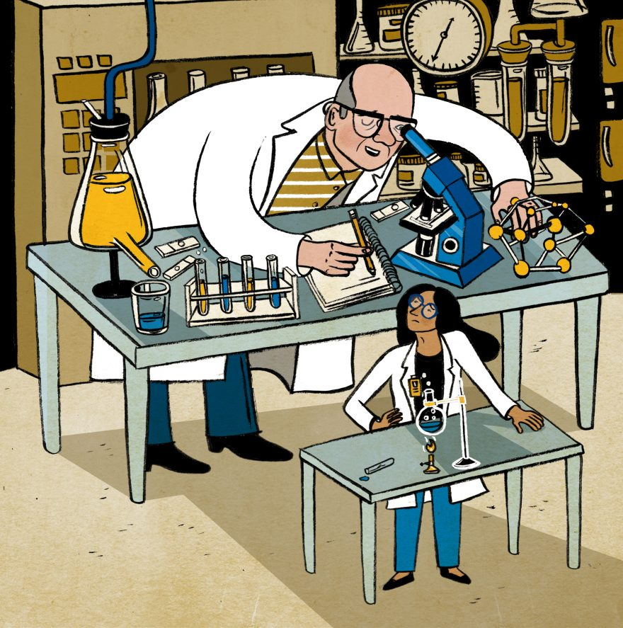 Inequality In The Lab