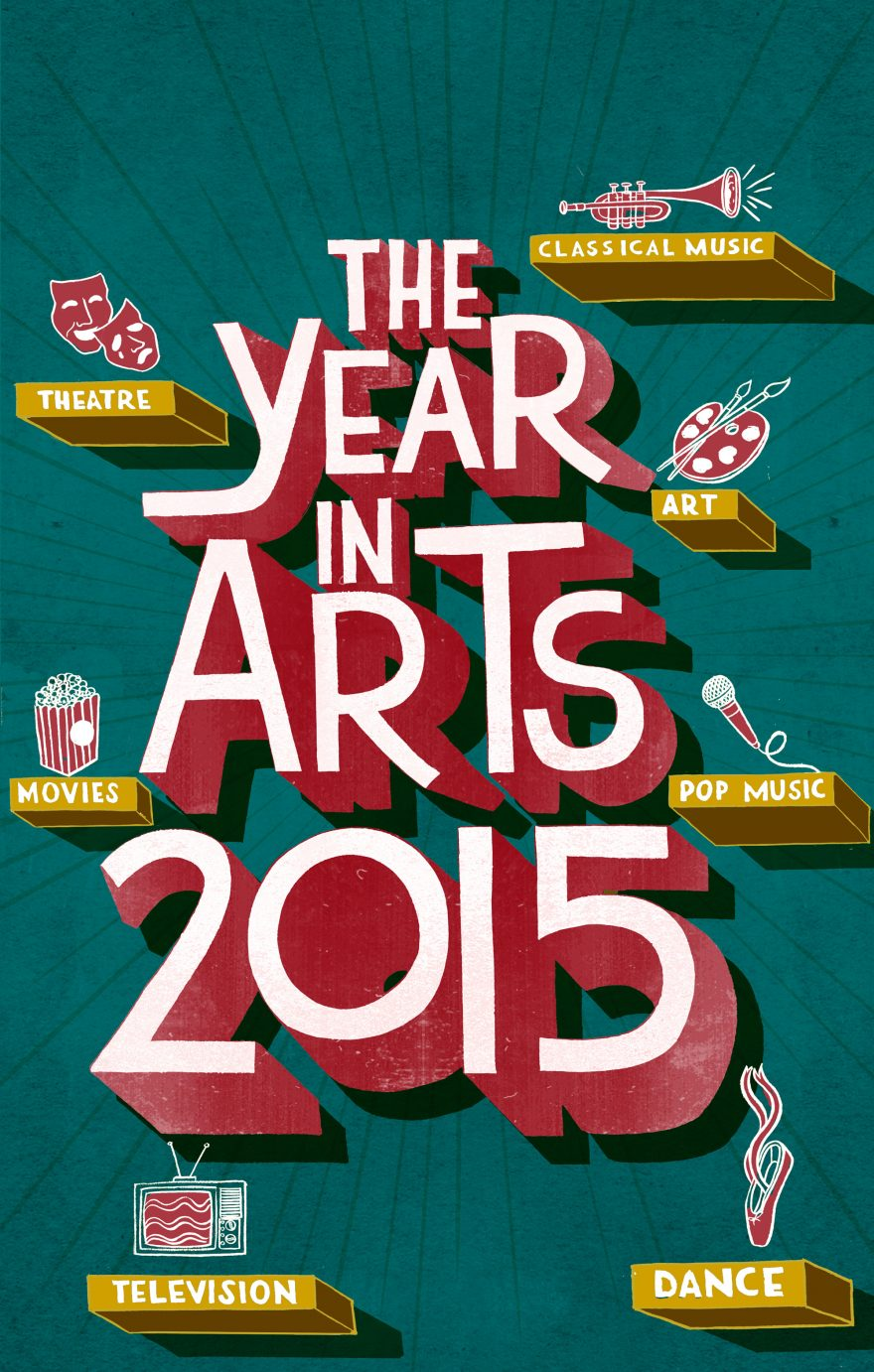 The Year In Arts 2015